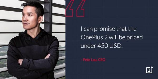 OnePlus 2: Neues Smartphone gibt es für unter 450 Dollar 1