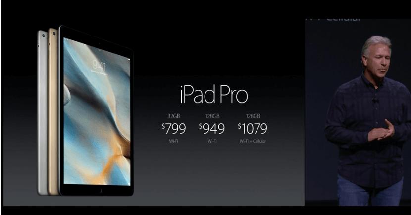 iPad Pro, Preise, Kosten