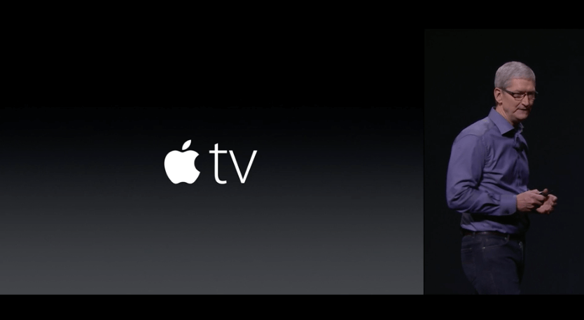 Apple Event: Apple stellt neue AppleTV Version vor 1