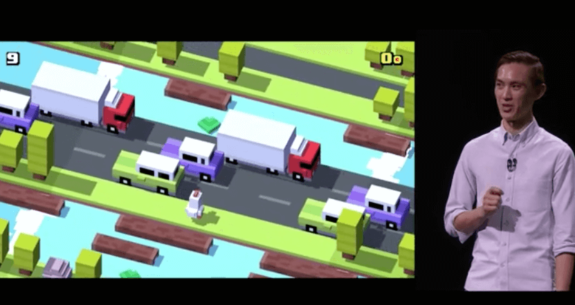 CrossyRoad AppleTV, Apple Tv
