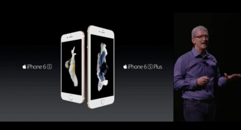 Apple Event: Das neue Apple iPhone 6s und das neue iPhone 6s Plus 3