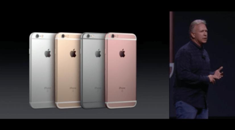 Apple iPhone 6s & 6s Plus in weiteren Ländern verfügbar 1