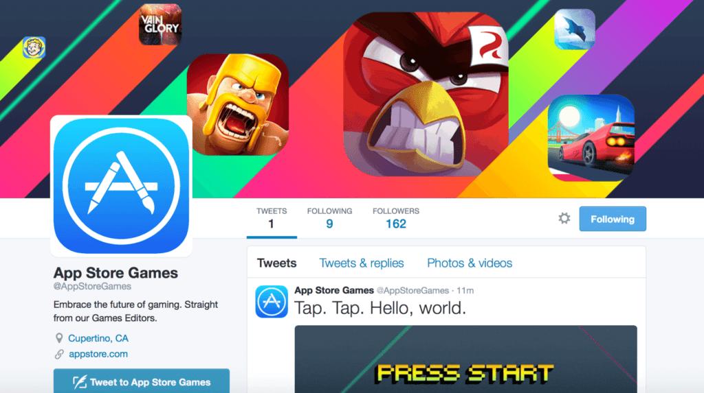 AppStore Games