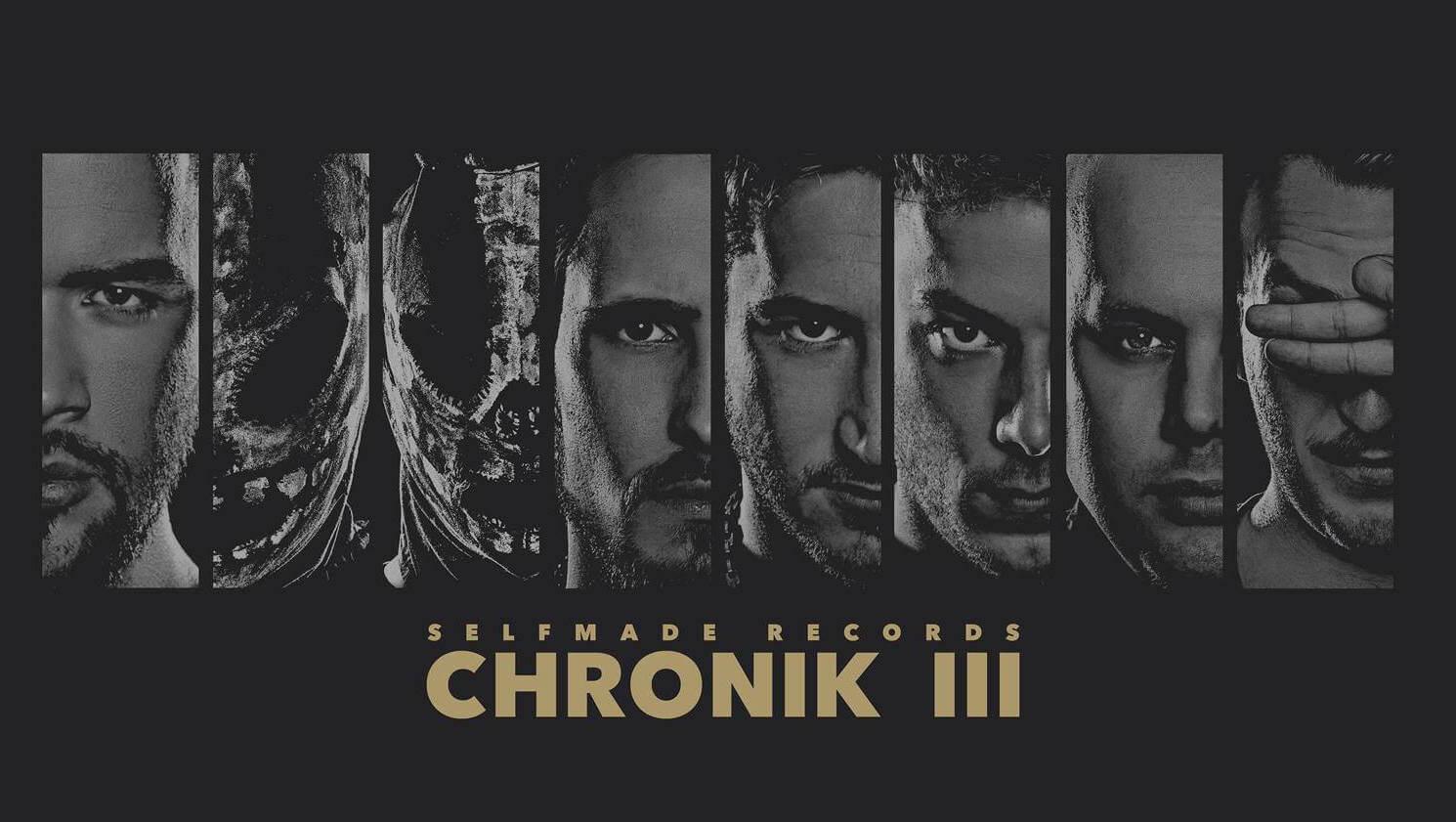 """Selfmade Records - Die Tracklist zu """"Chronik 3"""" ist Online 1"""