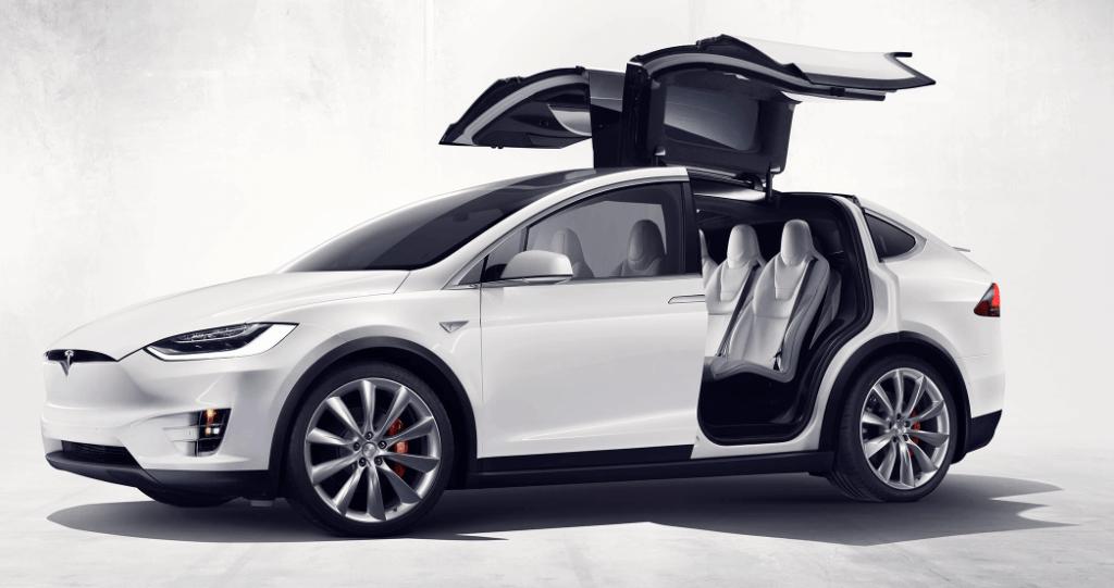 Tesla Model X Elektro-SUV - Der sicherste SUV aller Zeiten