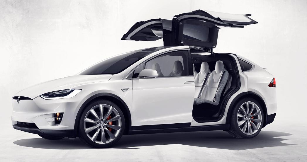 Tesla Model X Elektro-SUV schützt selbst vor Biowaffenangriffen 1