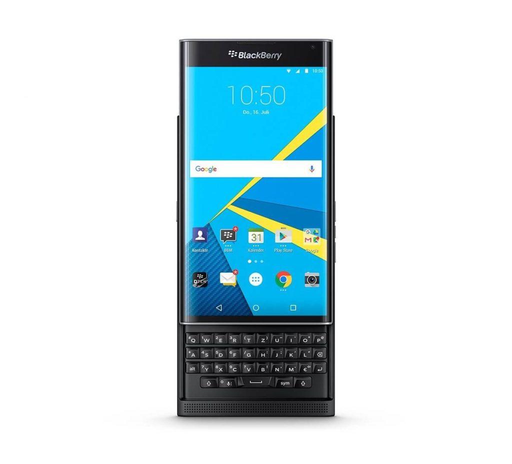BlackBerry Priv Android Smartphone