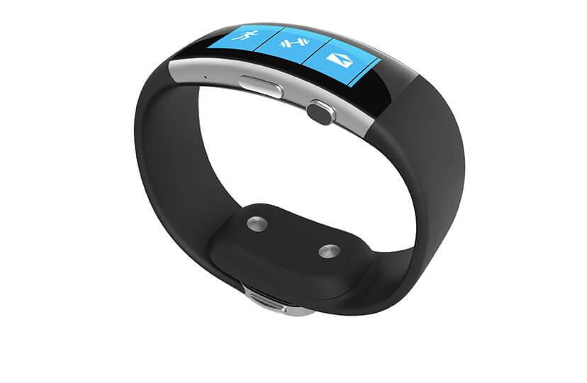 Microsoft Band 2 Wearable
