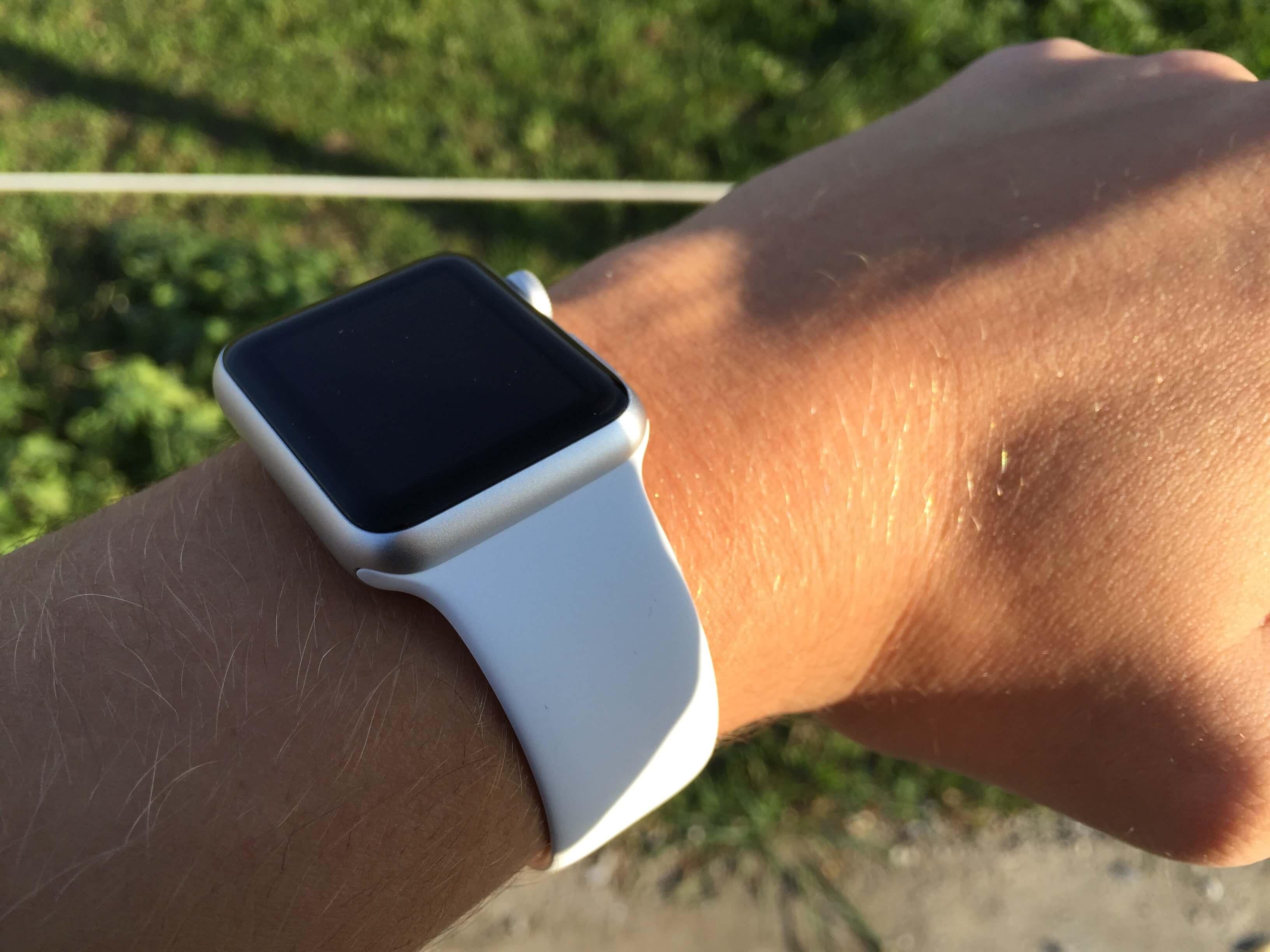 Mein Smartwatch Experiment - Der Start mit der Apple Watch 2