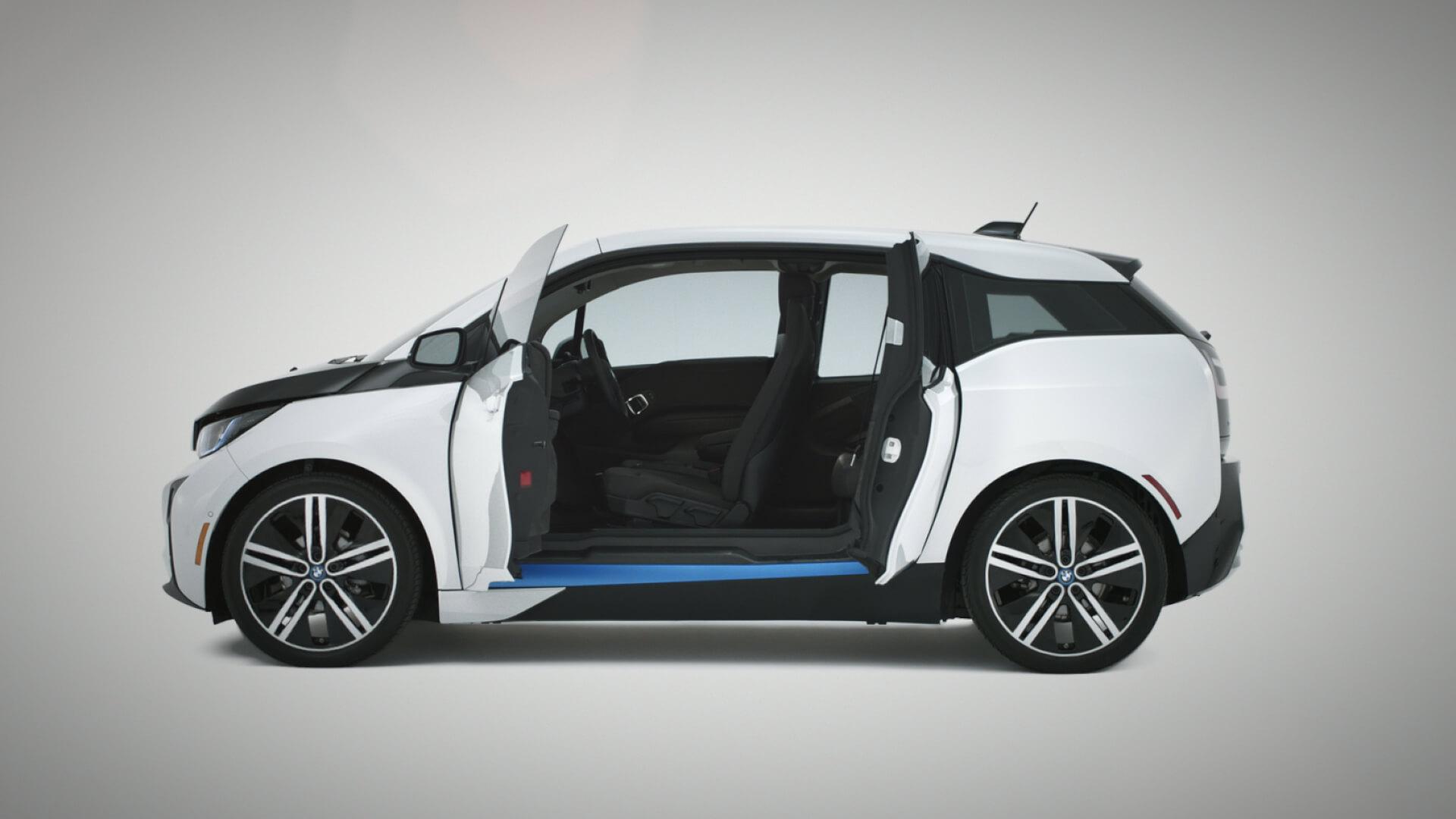 BMW will größeres Elektroauto vorstellen 1