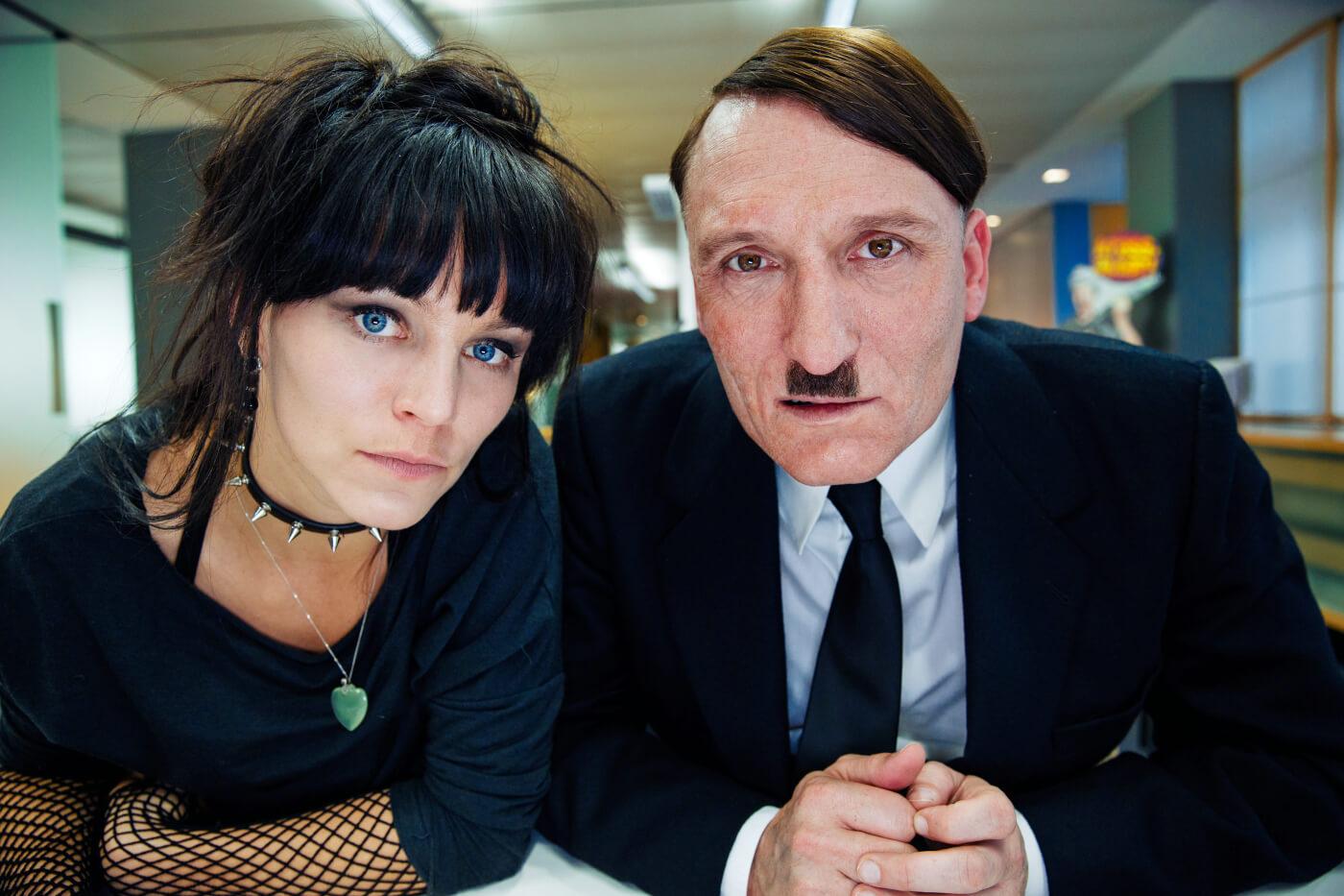 """""""Er ist wieder da"""" erreichte 360.000 Kinobesucher am Wochenende 1"""