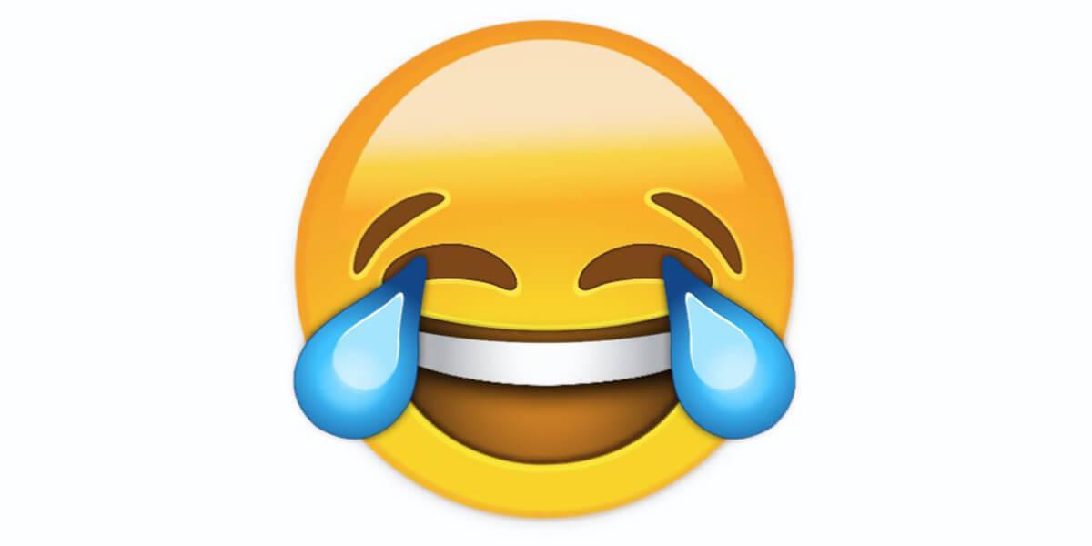 Wort des Jahres ist ein lachender Emoji 1