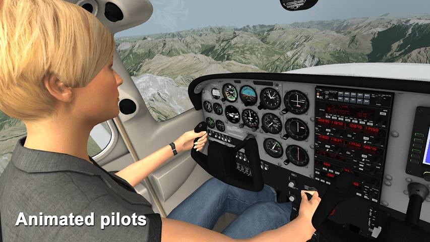 Aerofly FS: Flugsimulator für Android und iOS derzeit mit Rabattaktion 1