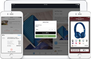 Apple Pay Online Shopping
