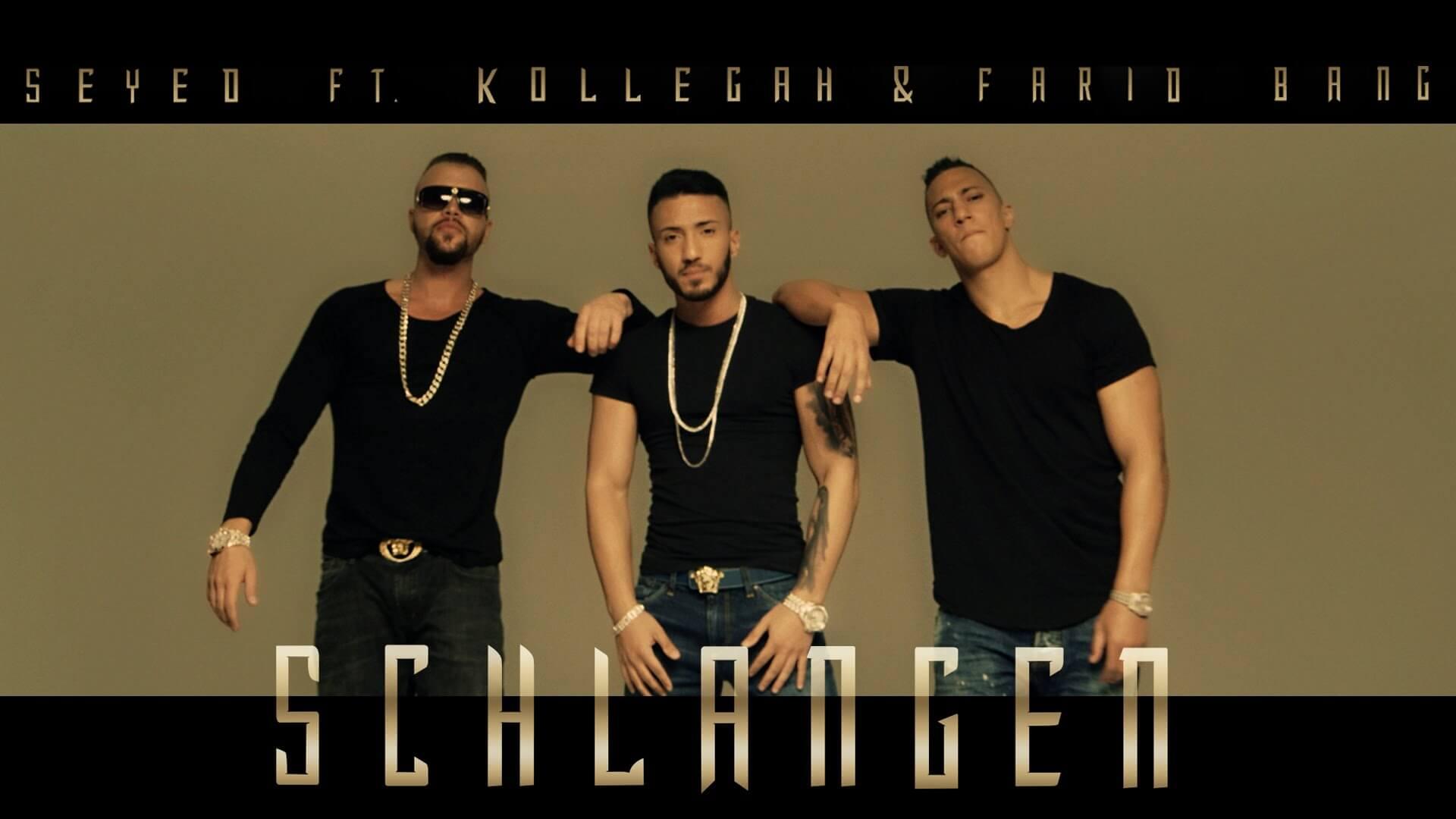 Musikvideo: Seyed feat. Kollegah & Farid Bang - Schlangen 1