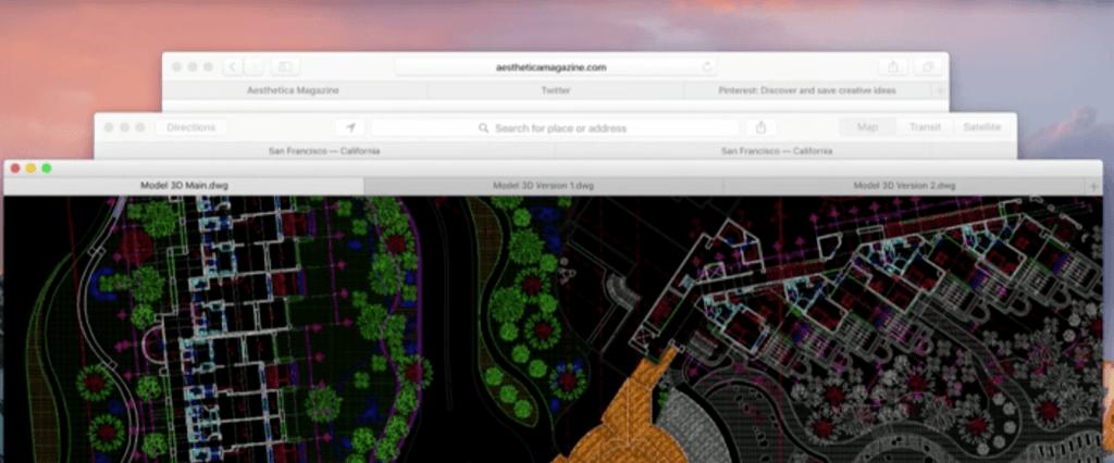 Multi-Tab im neuen macOS Sierra
