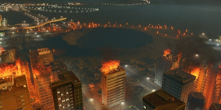 Cities: Skylines Natural Disasters - Neue Erweiterung inklusive Trailer! 1