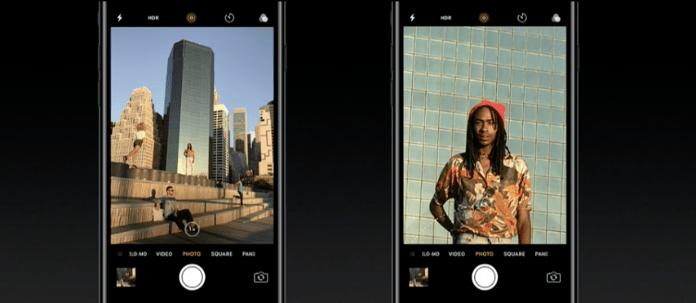 Apple iPhone 7 Plus - Kamera mit Zoom