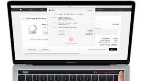 Apple MacBook Pro (2016) mit TouchID
