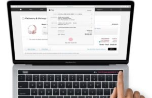 Apple MacBook Pro (2016) mit TouchID