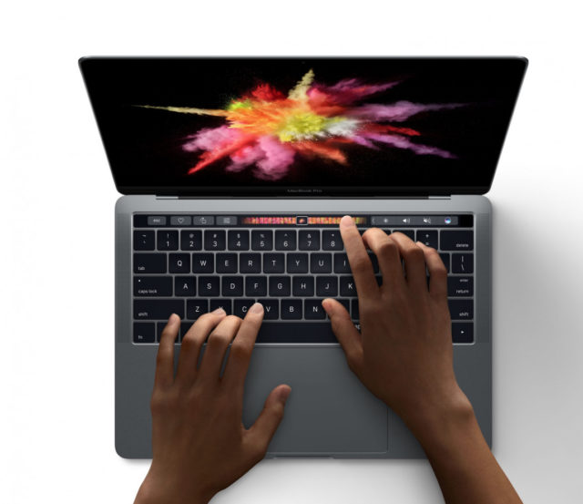 MacBook Pro (2016) Touchbar
