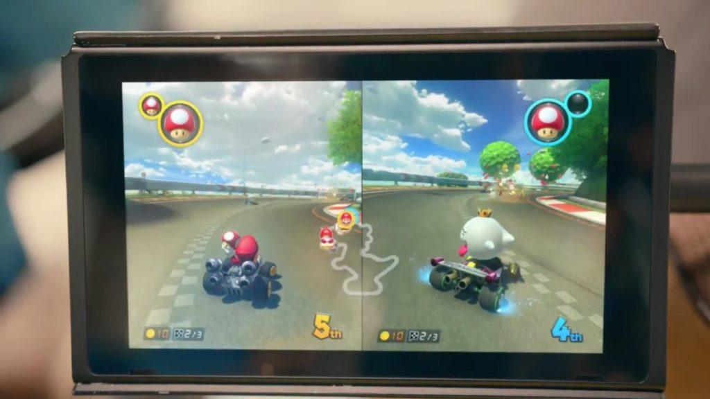 Mario Kart - Nintendo Switch