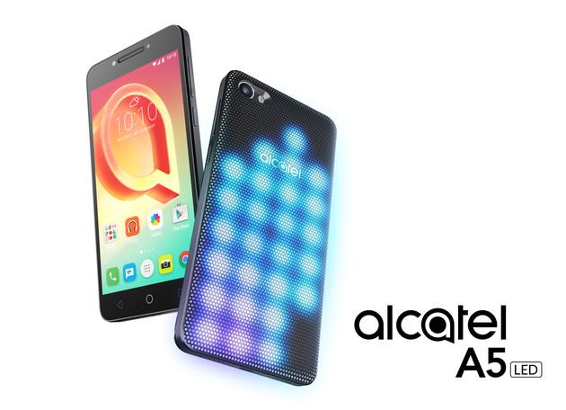 Alcatel A5 LED Smartphone