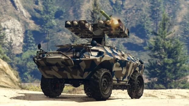 GTA Online - Neue Fahrzeuge & Waffen