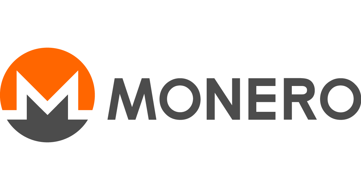 Kryptowährung Monero Logo