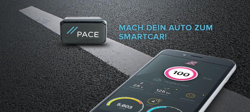 PACE Car - Mach Dein Auto zum Smartcar!