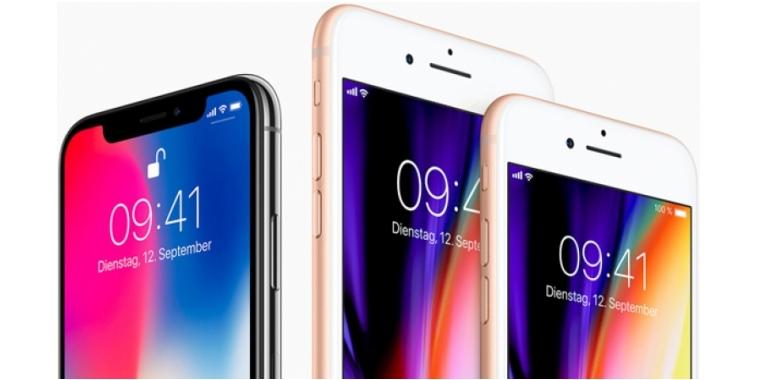 iPhone X vs. iPhone 8