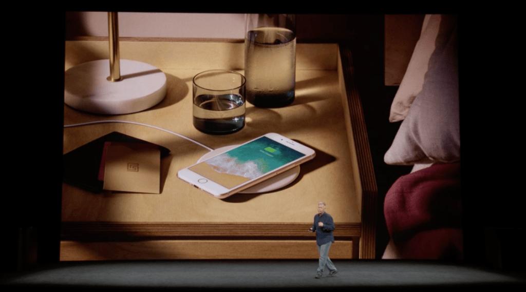 iPhone 8 - Kabelloses Laden nach QI-Standard