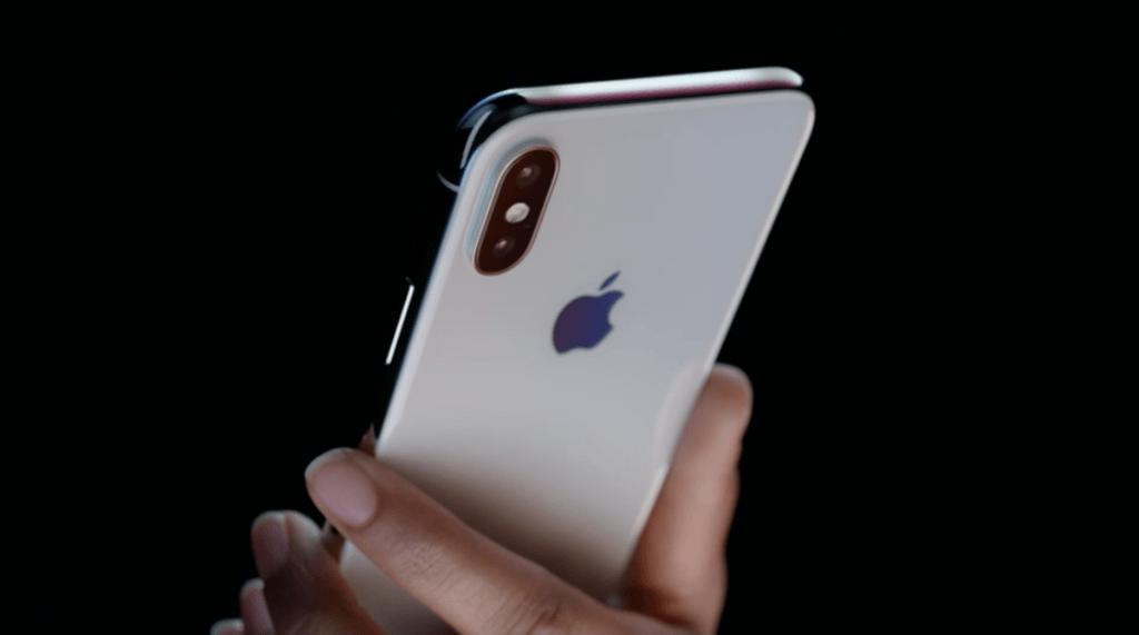 iPhone X (iPhone Ten) Rückseite