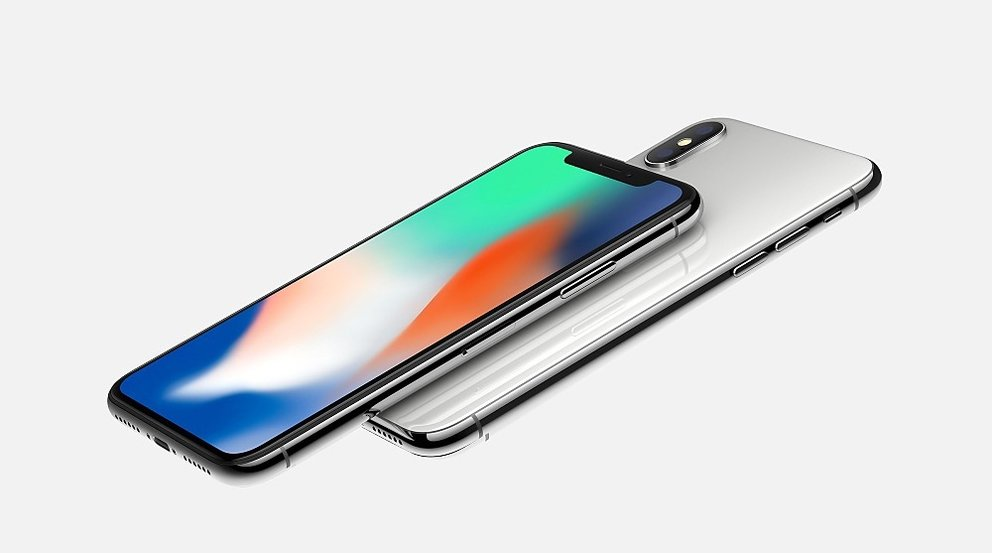 iPhone X Design