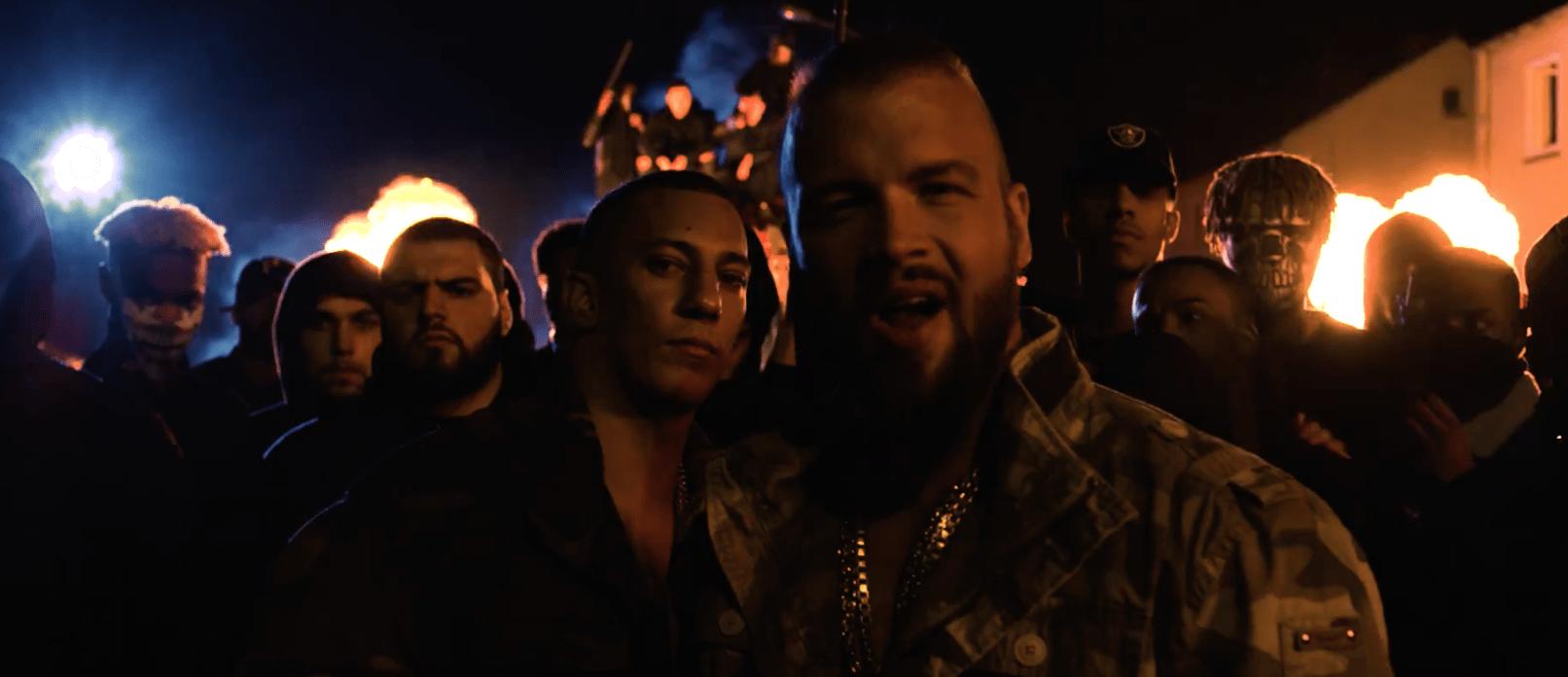 Kollegah & Farid Bang - Sturmmaske auf (Musikvideo)