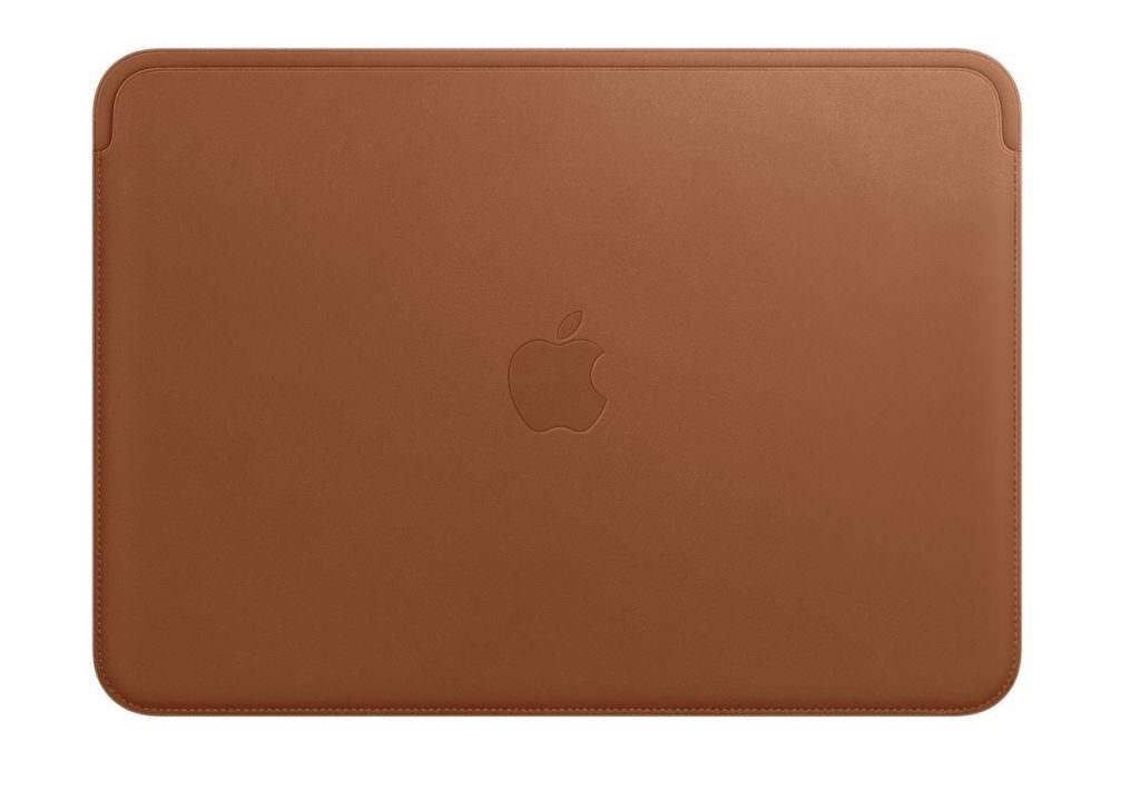 Apple Lederhülle für das MacBook