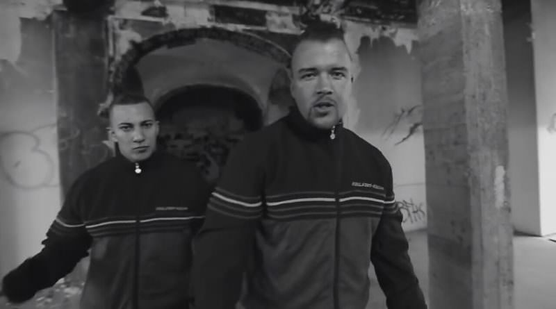 "Kollegah & Farid Bang (Hier aus dem Musikvideo ""Halleluja"" aus dem Album ""JBG2"")"