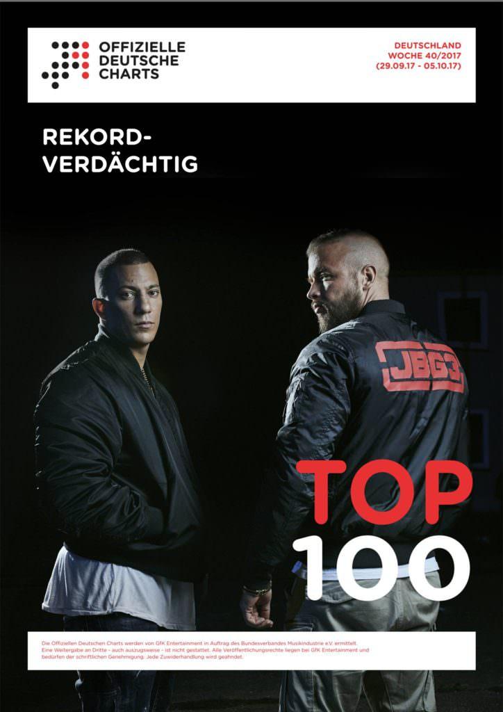 Kollegah & Farid Bang erstmals auf Platz 1 in den Single Charts 1