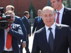 Russische Staatspräsident Wladimir Putin (Bild: klimkin / pixabay.com)