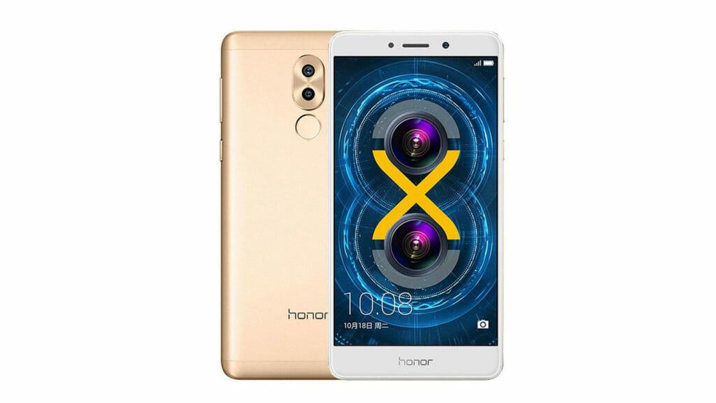 Honor 6x Mittelklasse Smartphone