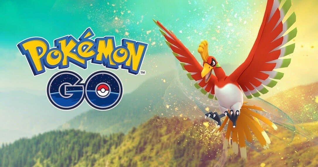 Pokémon GO Ho-Oh