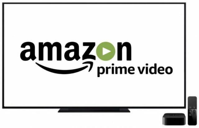 Amazon Prime Video für AppleTV