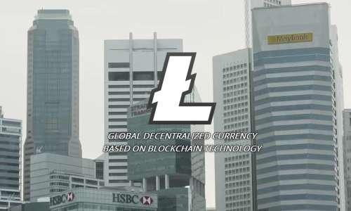 Litecoin ist eine dezentrale Kryptowährung (© Screenshot / litecoin.com)