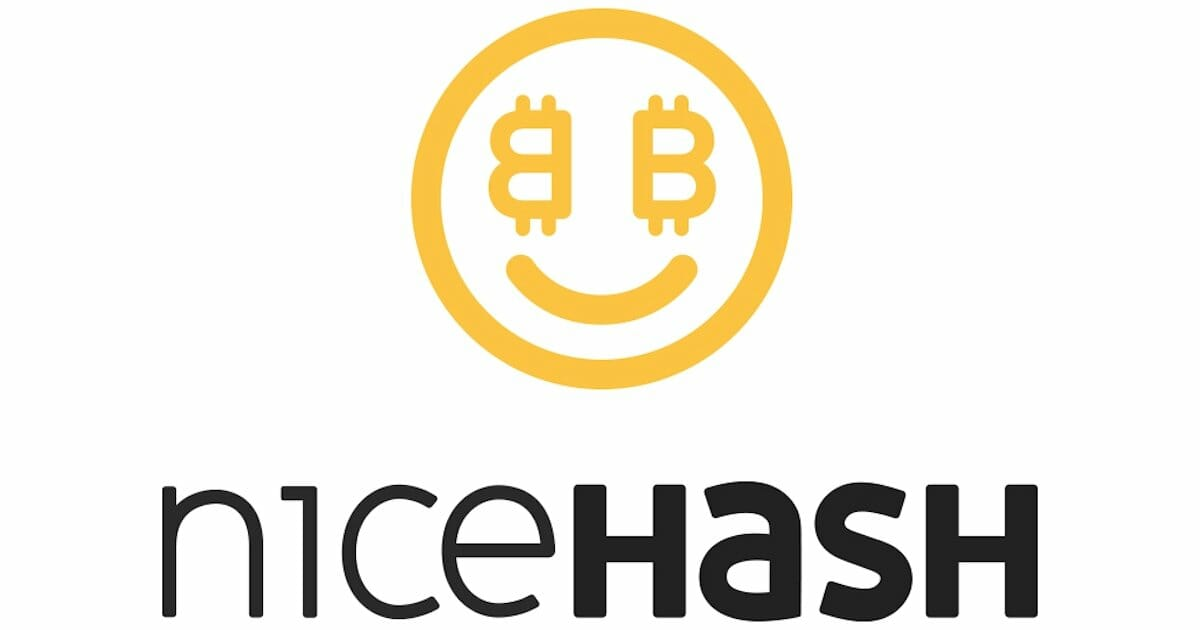 Kryptowährung Handelsplattform Nicehash