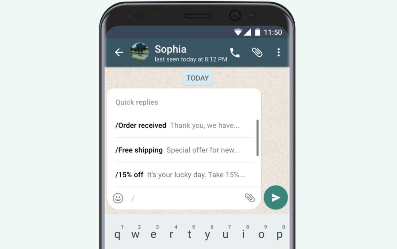 WhatsApp Business offiziell vorgestellt 1