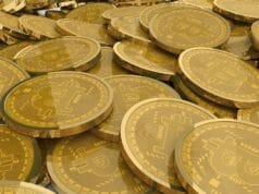 Kryptowährungen als physische Münze