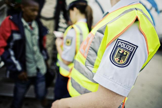 Symbolbild / Bildquelle: Bundespolizei