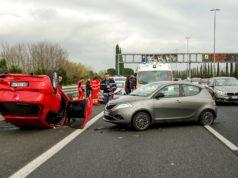 Autounfall - (Bildquelle: PACE CAR PR)