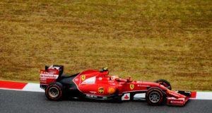 Formel 1 - Hier: Ferrari (Bildquelle: schuger/Pixabay)