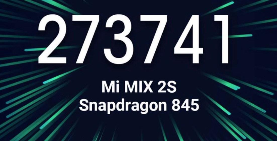 Xiaomo Mi Mix 2S